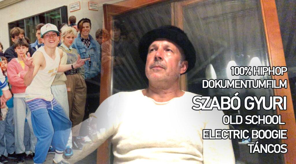 SZABÓ GYURI DOKUFILM 2020