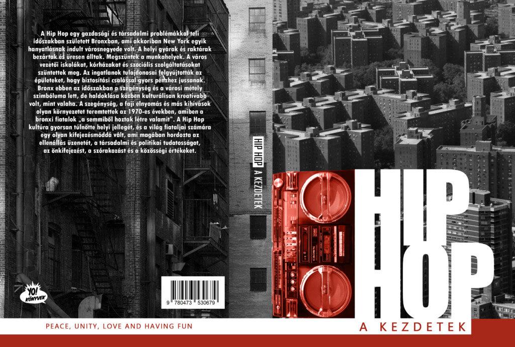 HIP HOP / A KEZDETEK (2019) (PDF ebook)